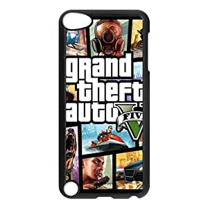 Grand Theft Auto Case Cover for iPod 5