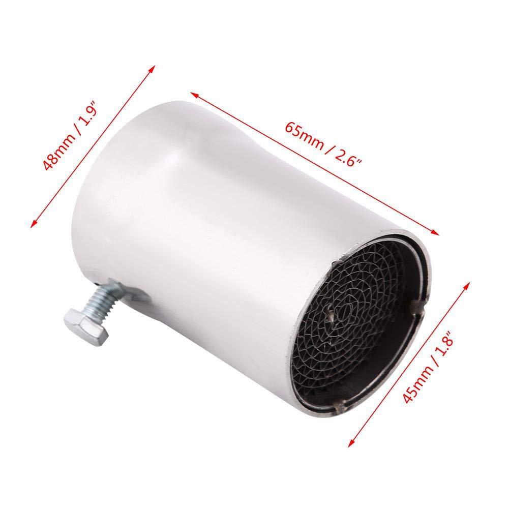 Tubo di Scarico Silenziatore Universale Silenziatore da 51mm Inserto Antidisturbo DB Killer 3