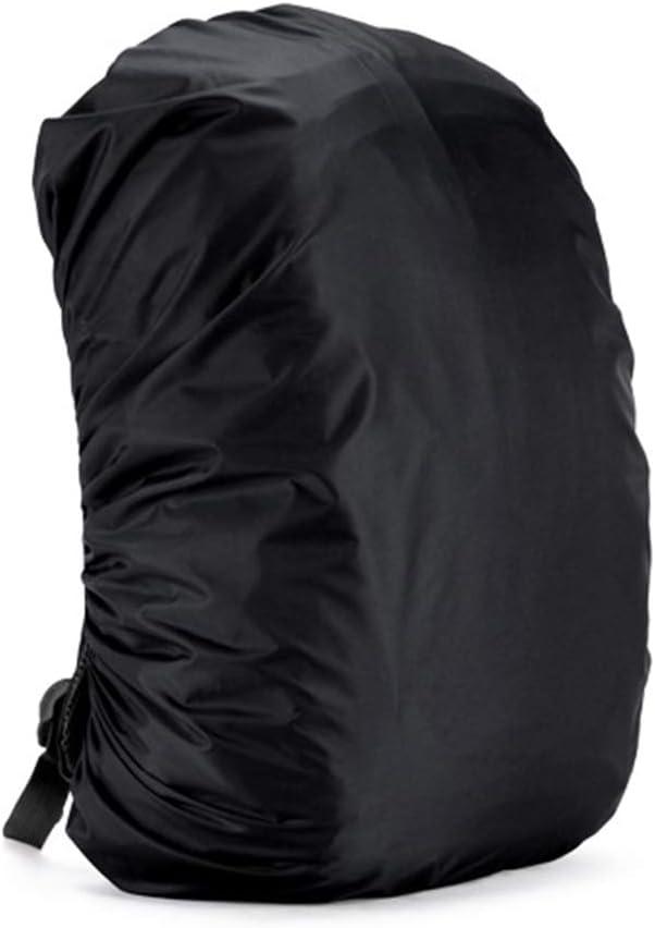 CRYSNERY 35L Zaino Impermeabile Sacchetto della Copertura della Pioggia Zaino parapolvere Antipioggia per lescursione Camping Viaggiare in Bicicletta