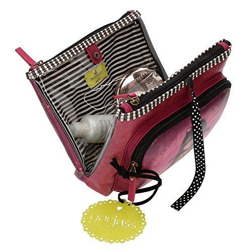 Santoro Gorjuss Heartfelt Beauty Case 3 Cremalleras Make Up ...