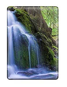 Premium Durable Nature Hd Photos Fashion Tpu Ipad Air Protective Cases Covers