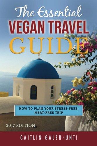 Essential Vegan Travel Guide 2017 product image