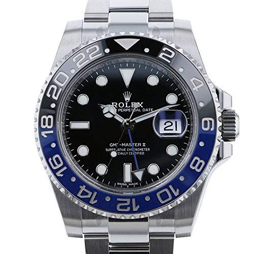 the best attitude 91870 6bc7e Amazon   (ロレックス) ROLEX 腕時計 GMTマスターII 116710BLNR ...
