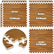 Best Floor Pad SoftWoods Dark Total