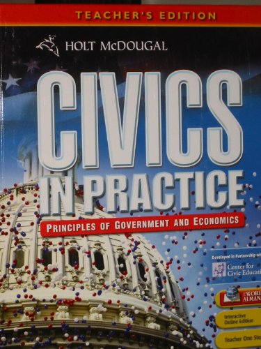 Civics in Practice: Teacher Edition 2011