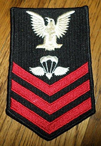 Us Navy Aircrew Survival Equipmentman Petty Officer First Class Uniform Patch (Petty Uniform Officer)