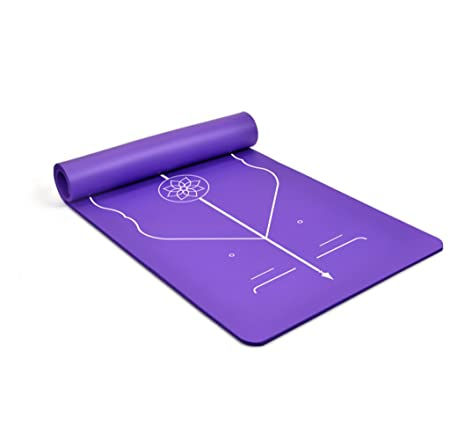 Alfombras para Yoga, Thicken Widen Extended Sports Mat ...