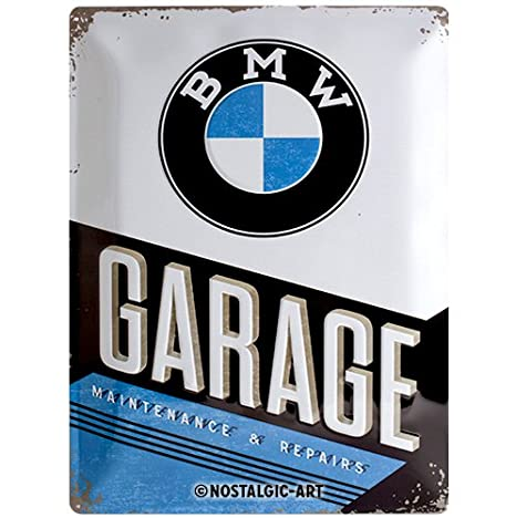 Nostalgic-Art VD - Contenitori per Alimenti BMW - Garage 23211