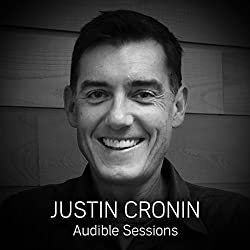 FREE: Audible Sessions with Justin Cronin