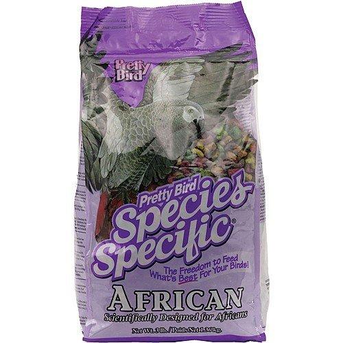 (Pretty Bird International Bpb79313 Species Specific African Bird Food With Extra Calcium,)