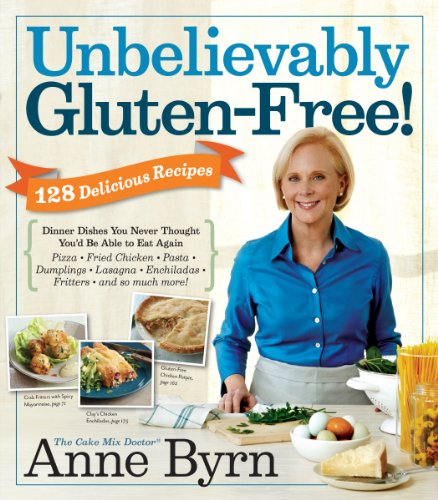 Unbelievably Gluten Free Delicious Recipes Thought ebook product image