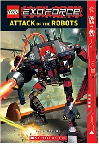 Exo-force: Attack Of The Robots (Lego) by Greg Farshtey (2006-12-01)
