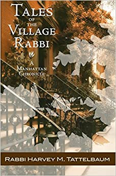 Book Tales of the Village Rabbi: A Manhattan Chronicle
