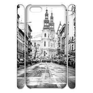 Iphone 5C Case, poznan poland 3D Case for Iphone 5C White