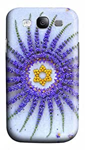 Hu Xiao 3D PC case cover for Samsung Galaxy S3 I9300 Custom case cover Skin C0GIPTtXcHo for Samsung Galaxy S3 I9300 With Nature Image- Flower clusters