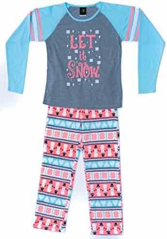 Just Love Two Piece Girls Pajamas Set