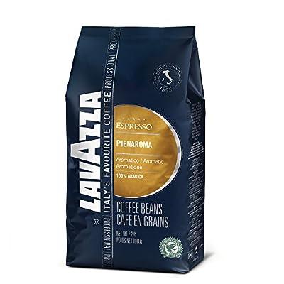 Lavazza Espresso Pienaroma Coffee Beans 2.2 lb (pack of 6)