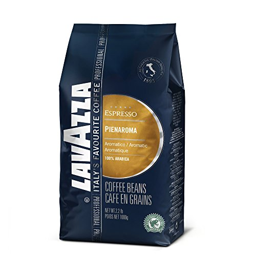 Lavazza Espresso Pienaroma Coffee Beans 2.2 lb (pack of 6) by Lavazza