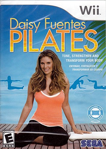 Daisy Game (Daisy Fuentes Pilates - Nintendo Wii)