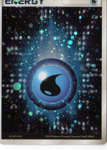 ポケモンカードゲーム sam_08ene09 水エネルギー (特典付:限定スリーブ オレンジ、希少カード画像) 《ギフト》