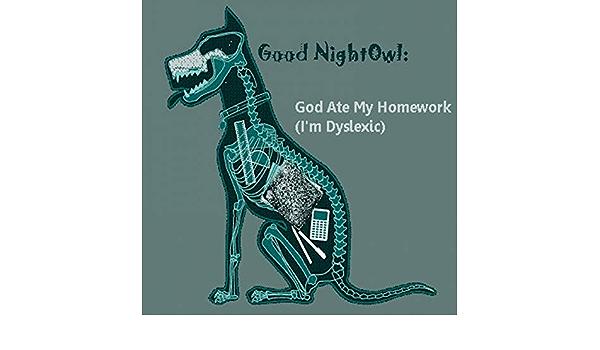 God ate my homework mp3 how i wrote my novel