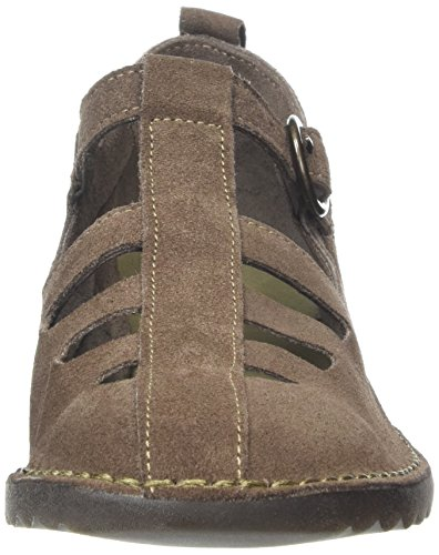 Zapatos P801459004 T Fly Mujer Bar Taupe 004 Beige London 5SqxS6wE