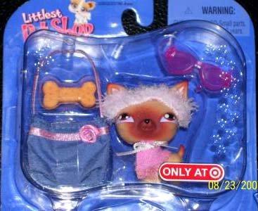 Littlest Pet Shop Exclusive Single Pack Figure Trendy Chihuahua