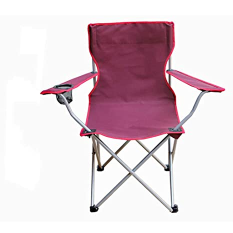 Silla plegable LITING_Wang Taburete Plegable Parque de Viaje ...