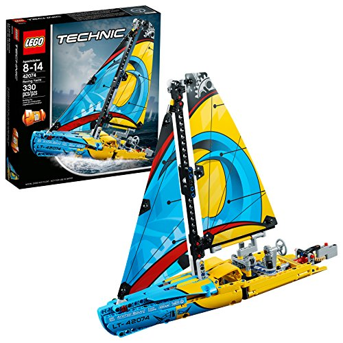 (LEGO Technic Racing Yacht 42074 Building Kit (330 Pieces))