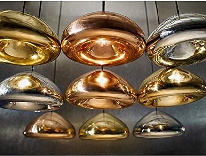 FidgetGear IKEA Loft - Lámpara de Techo Colgante (Cobre ...