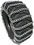 TireChain.com 12 16.5 12-16.5 Tractor Tire Chains Set of 2