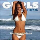 Girls of Brazil 2009 Swimsuit Calendar