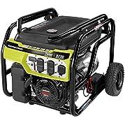 Honda Tri Fuel Generator Complete Package 8,500 Starting Watts 7,000 Running Watts