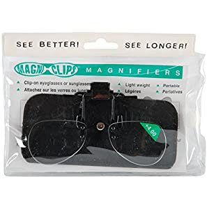 K1C2 MC400  Magni-Clips Magnifiers and 4.00 Magnification