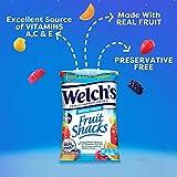 Welch's Fruit Snacks, Berries 'n Cherries, Gluten