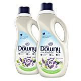 Health & Personal Care : Downy Nature Blends Liquid Fabric Conditioner & Softener, Honey Lavender, 2 Count