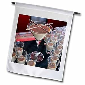 Danita Delimont - Cocktails - Cocktail, Martini Mix Lounge, Las Vegas, Nevada - US29 DPB0002 - Douglas Peebles - 18 x 27 inch Garden Flag (fl_92211_2)