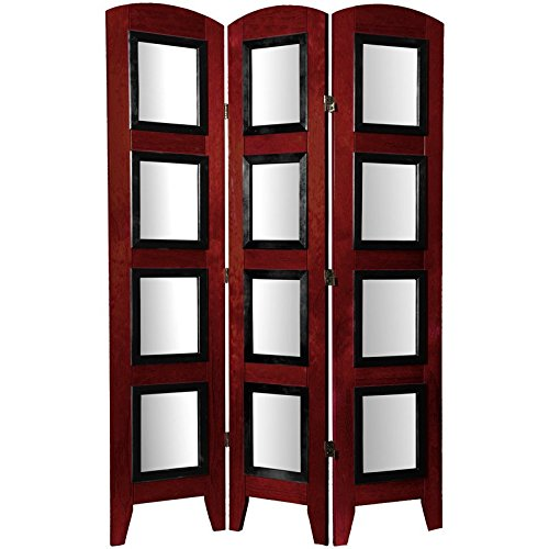 Amazoncom Oriental Furniture 5 12 Ft Tall Photo Shoji Screen 3