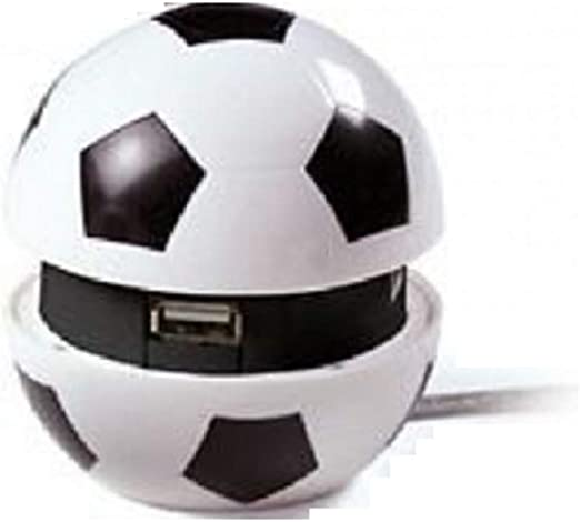 Junior star Pelota Fútbol Multi Hub USB-Forza JUVE, A Rayas ...