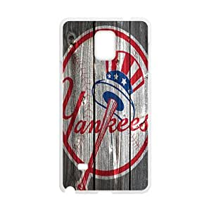 new york yankees logo Phone Case for Samsung Galaxy Note4 Case