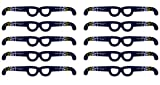 Meade Instruments EclipseView Solar Glasses - 10 Pack (727005)