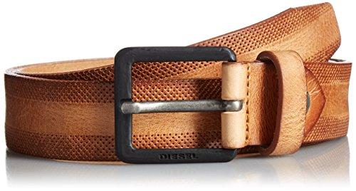 Diesel Men's B-Taken Belt, Shopping Bag, 80