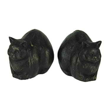 Spi Home Chubby Cat Bookends