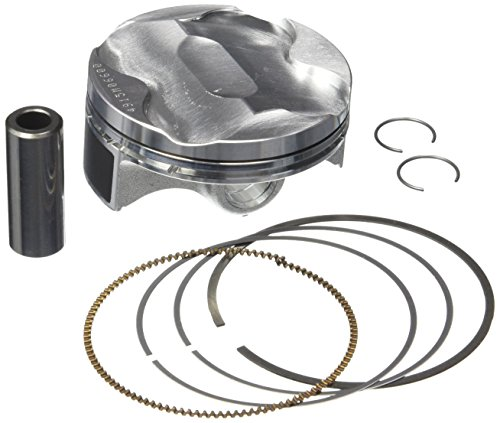 (Wiseco 4915M06600 66.00mm 11.7:1 Compression 150cc Motorcycle Piston Kit)