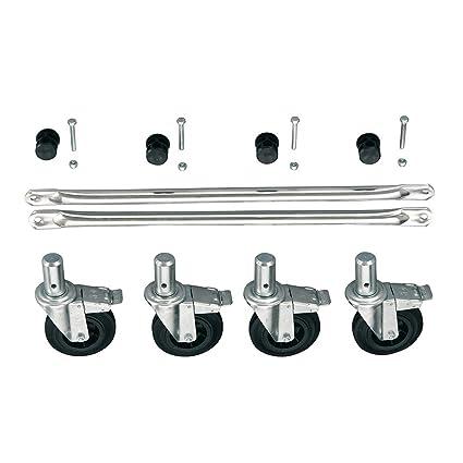 Ruedas estándar (4 unidades) para iniciarse 5 andamio