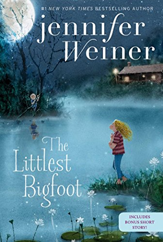 The Littlest Bigfoot by [Weiner, Jennifer]