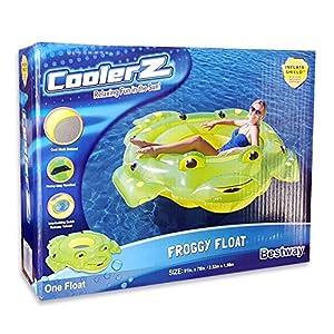 CoolerZ Froggy - Tubo Galleggiante Gonfiabile 1 spesavip