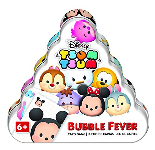 Memory Pooh Game (Wonder Forge Tsum Tsum Bubble Fever Card Game)