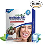 Teeth Whitening Strips - YRYM HT Teeth Whitener Professional Best Teeth Whitening Kit - Pack of 28- Lasts 6 Months & Beyond Best Teeth Whitening