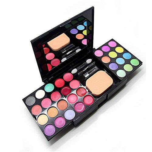 TraveT Multifunction All in one Makeup Set 24 eye shadow +8 lipstick +4 blusher +3 (Blusher Set)